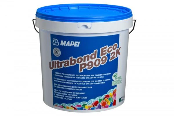 Mapei Ultrabond ECO P909 2K-PU-Kleber 10 kg, Verklebung von Mehrschicht- und Massivparkett