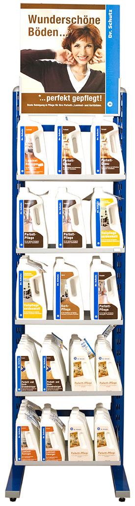 INFO-Reingung-und-Pflege-von-Bodenbelaegen-Produktstaender