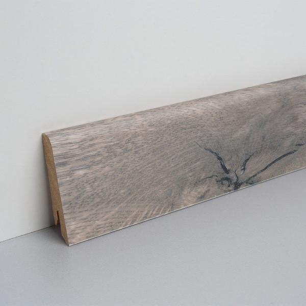 Floor Experts Laminat Sockelleiste foliert Eiche Rustikal Sand L4155 15x60x2500mm