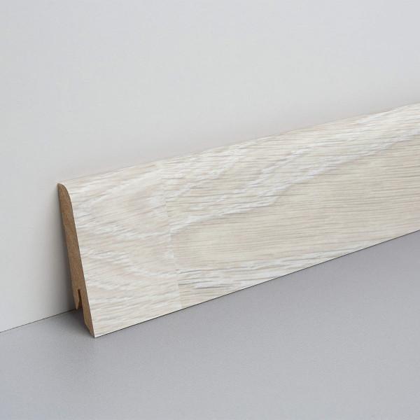 Floor Experts Laminat Sockelleiste foliert Eiche Modern L4282 15x60x2500mm