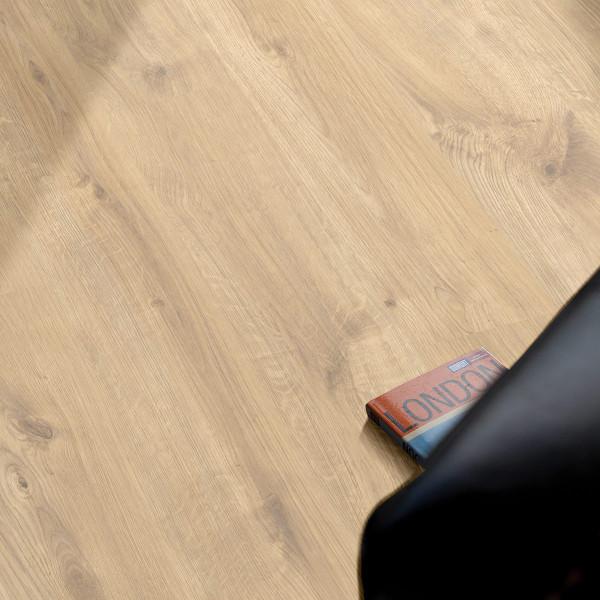 Floor Experts Standard Laminat Landhausdiele Eiche Natur 6096