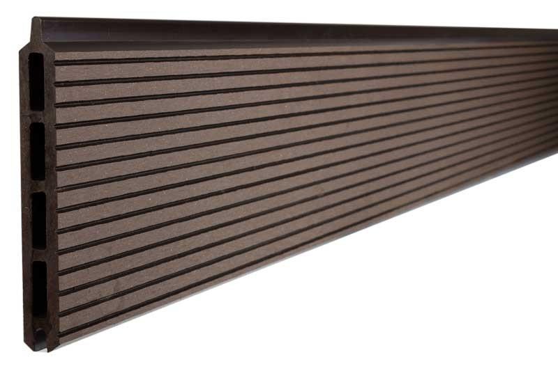 fano wpc zaundielen sichtschutzdielen grau paketinhalt 3 dielen 0 78 m2 sichtschutz aus. Black Bedroom Furniture Sets. Home Design Ideas