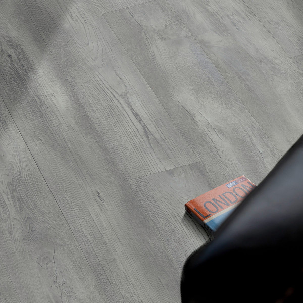 Floor Experts Spirit Laminat Landhausdiele Eiche Greywood K518