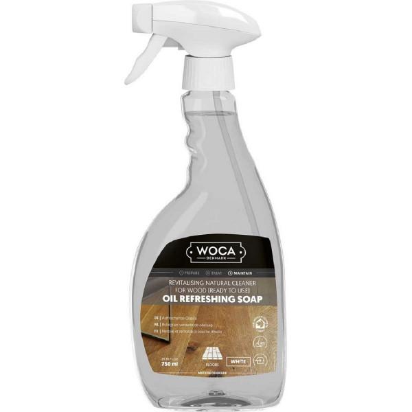 WOCA Öl-Refresher Spray Weiss, Inhalt: 0,75 Liter
