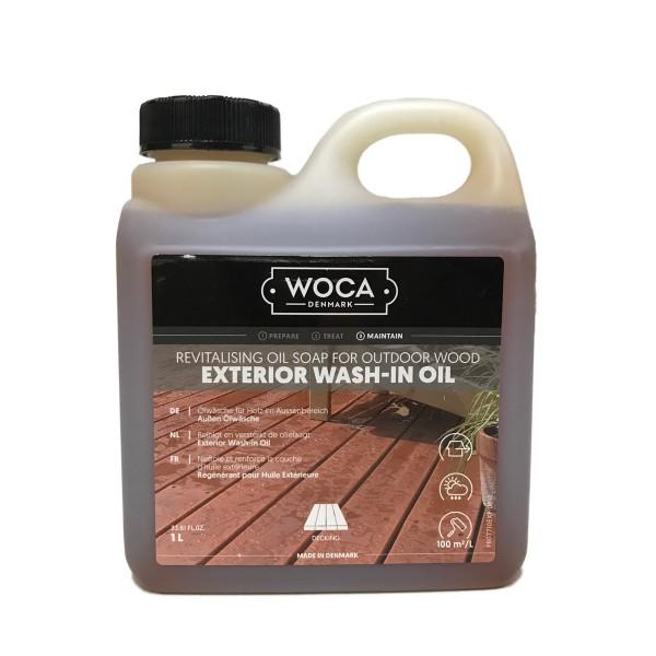 Woodcare Aussenholz Oelwaesche