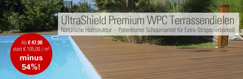 wpc terrassendielen ultrashield. Black Bedroom Furniture Sets. Home Design Ideas