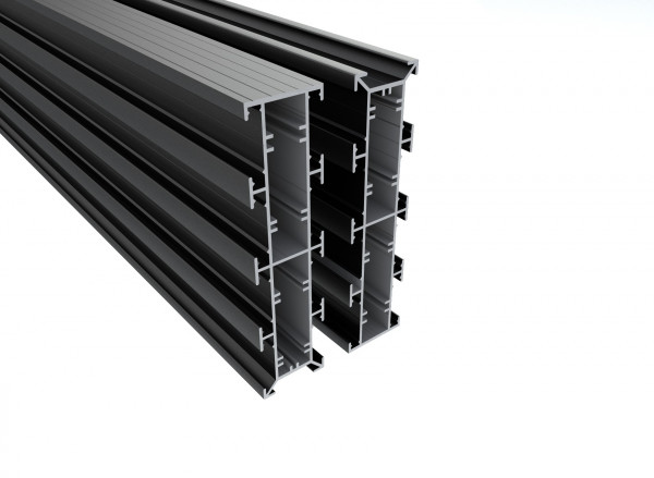 Qwickbuild Aluminium Unterkonstruktion 180 x 45 x 5400 mm