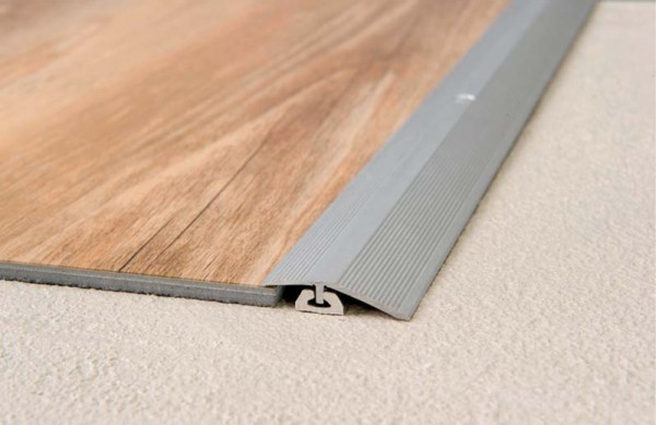 Bodenprofil CAVUM Ausgleich 4-7 mm, 2-teilig, sandfarben