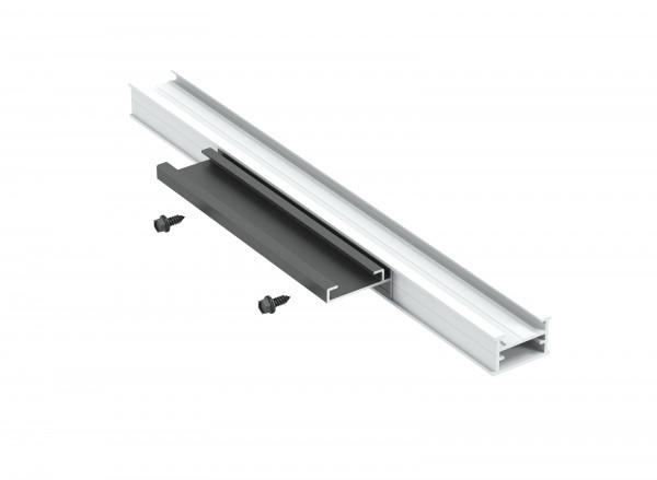 Qwickbuild Auflagewinkel Doppel-UK 28 mm für WPC 200 mm