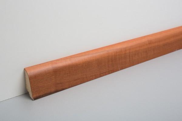 Sockelleiste furniert MSF 40 Apfelbaum ind. lackiert 19x39x2500mm