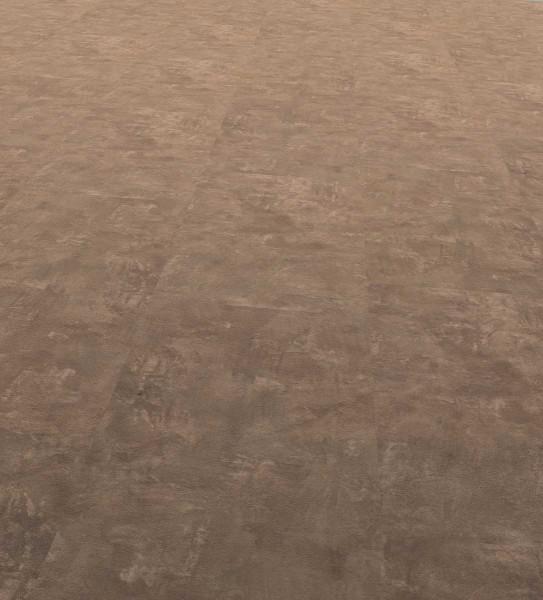 Vinfloors Plank 25 Klebe-Vinylboden Fliesenoptik Mondo Tabacco