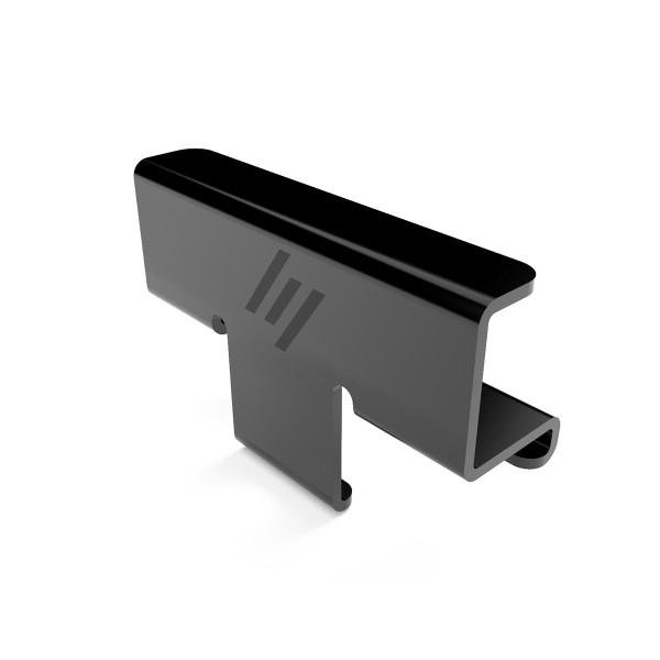 Fano Qwickbuild Startclip Metall für WPC, Holz und Kunstrasen