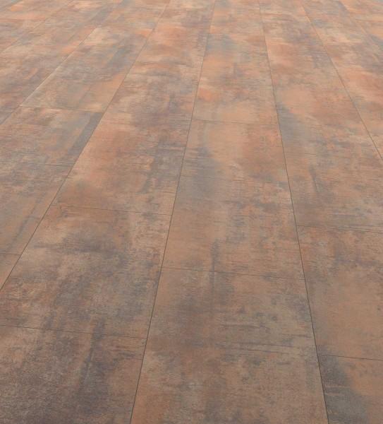 EGGER PRO Large Designboden PVC-frei Fliesenoptik Metall bronze EPD019