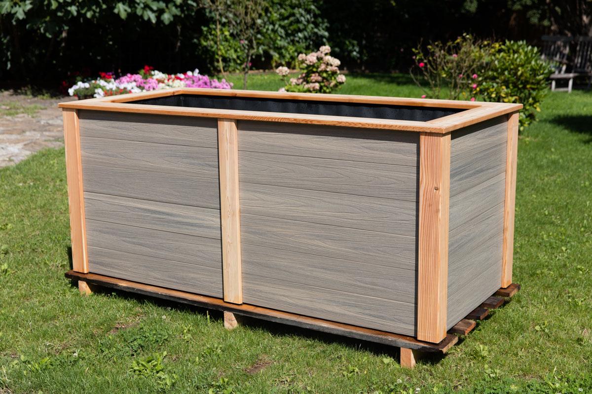 wpc hochbeet ultrashield antik meyer parkett online shop. Black Bedroom Furniture Sets. Home Design Ideas