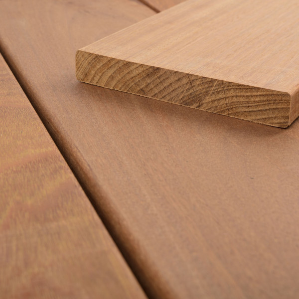 FANO Holz Terrassendiele Ipe, glatt