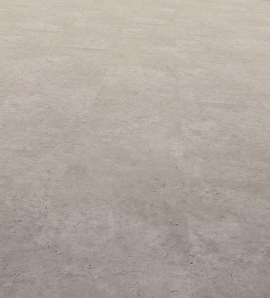 Vinfloors Plank 25 Klebe-Vinylboden Fliesenoptik Concrete