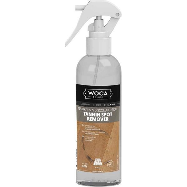 WOCA Tannin Spot Remover Gerbsäureflecken Spray, Inhalt: 0,25 Liter