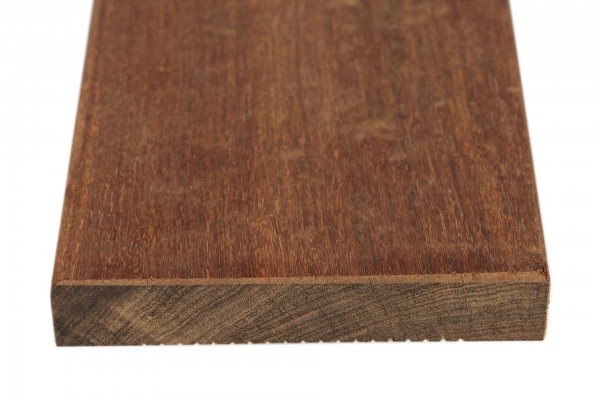 FANO Holz Terrassendiele Ipe, Teak-farbgeölt