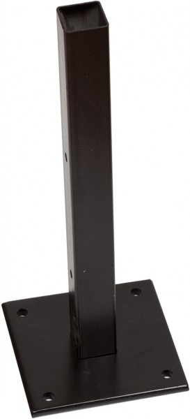 Sichtschutz Säulenanker mit Grundplatte