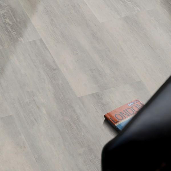 VinFloor Vinylboden Stonewood platin Steindekor