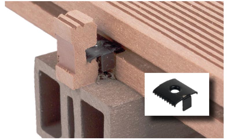 Berühmt WPC-Terrassendielen selber verlegen - unsere Anleitung | Terrasse @EC_58