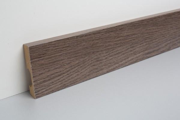 Bodenleiste foliert MHL 70 Eiche DK557, MAGNITUDE Eiche Titanium