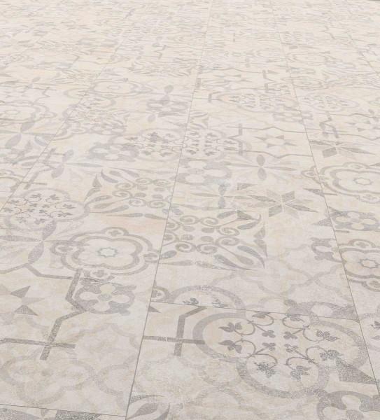EGGER PRO Comfort Kingsize Korkboden Fliesenoptik Alondra Stein EPC017, lackiert