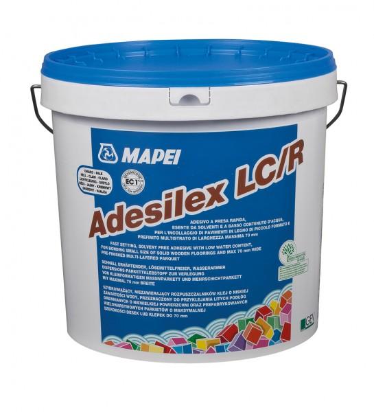Mapei Adesilex LCR Dispersionskleber 15 kg zur Verklebung von Klebeparkett und Industrieparkett