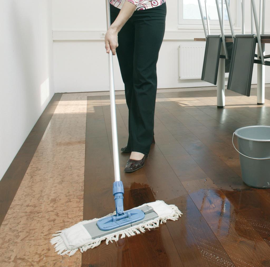 Bekannt Geöltes Parkett richtig reinigen und pflegen | Fussböden TP64