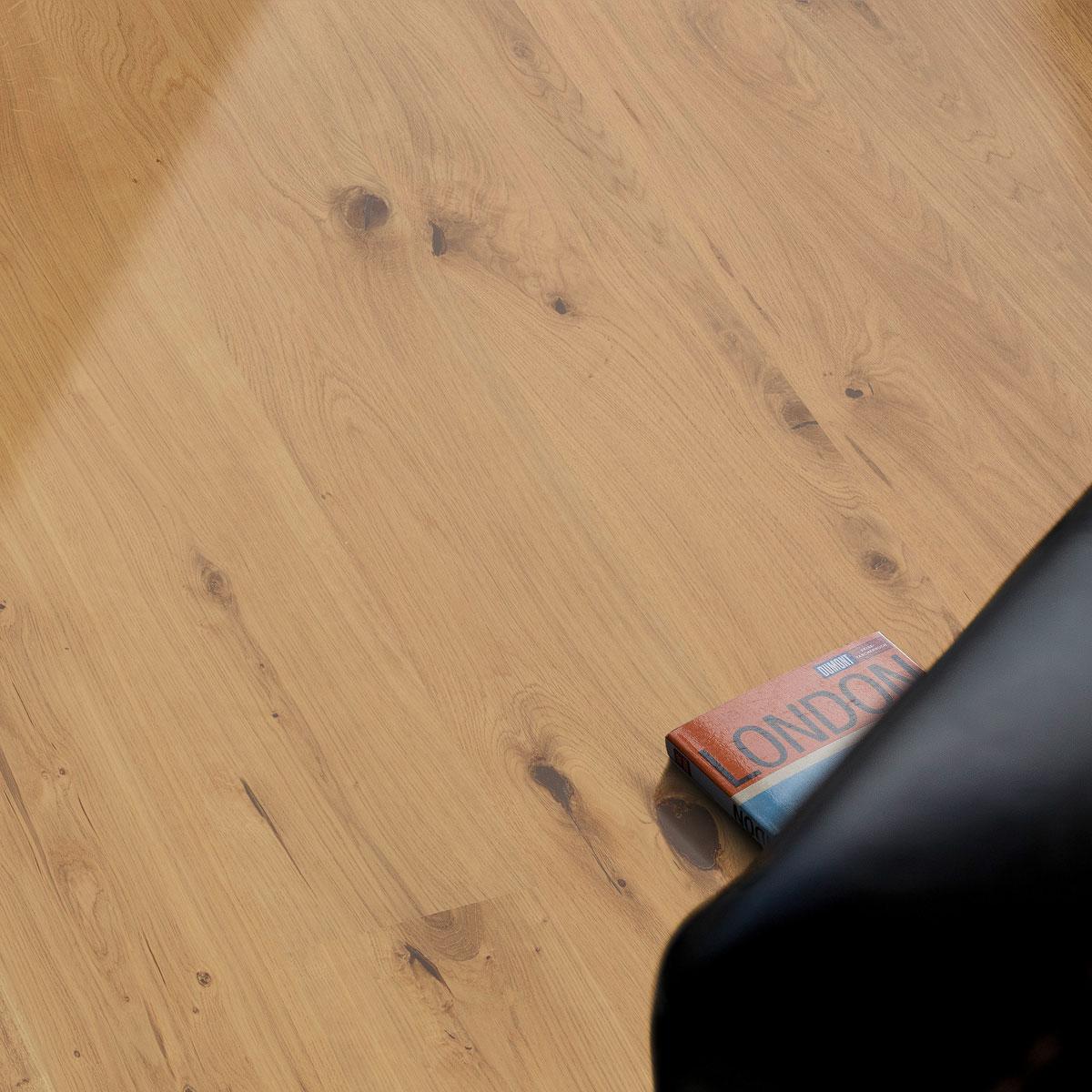 monachc prinz eiche rustikal landhausdiele 1 stab fertigparkett 5g click geb rstet oxidativ. Black Bedroom Furniture Sets. Home Design Ideas