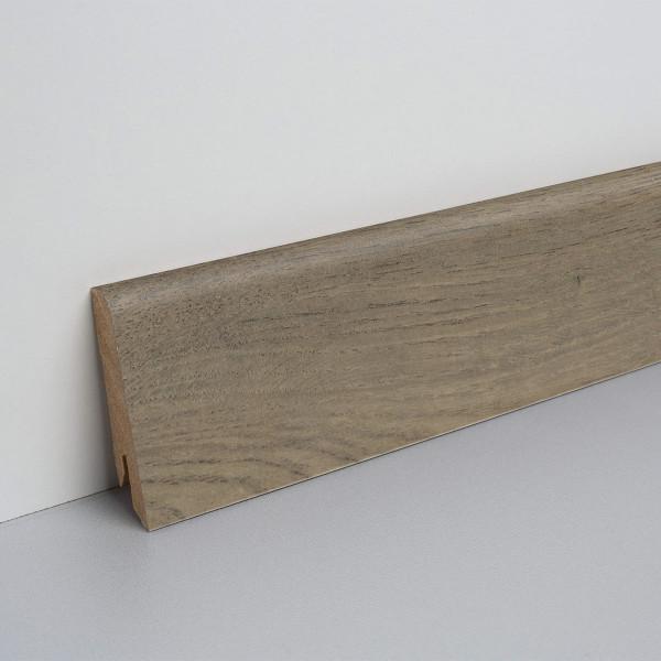 Floor Experts Laminat Sockelleiste foliert Eiche Eleganz L8521 15x60x2500mm