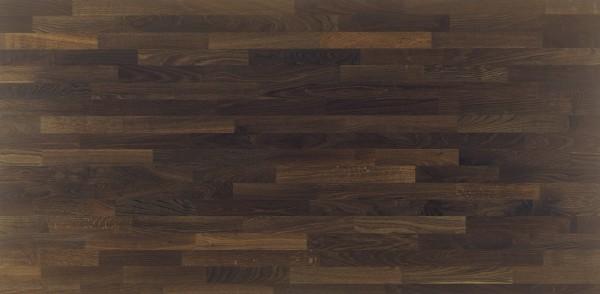 Wood Perfect Parkett 2-Schicht Riemen Eiche kerngeräuchert Natur, lackiert
