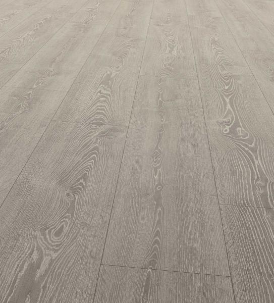 EGGER PRO Comfort Large Korkboden Landhausdiele 1-Stab Waltham Eiche grau EPC006, lackiert