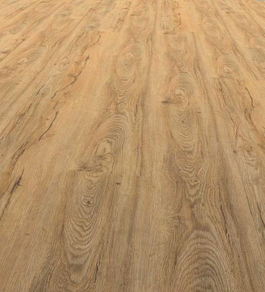 Vinfloors Plank 25 Klebe-Vinylboden Landhausdiele 1-Stab Eiche Dachstein