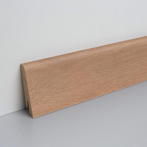 Floor Experts Laminat Sockelleiste foliert Eiche Milano L4188 15x60x2500mm