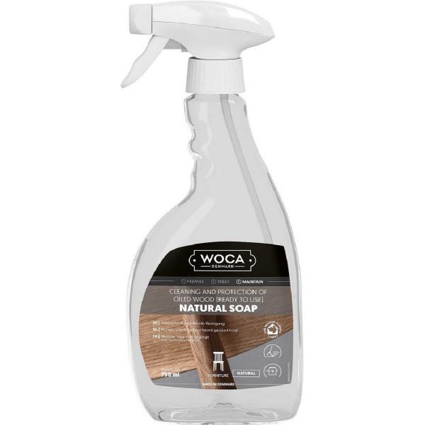 WOCA Naturseife Spray Natur, Inhalt: 0,75 Liter