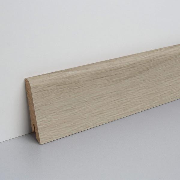 Floor Experts Laminat Sockelleiste foliert Eiche Nordic L5542 15x60x2500mm