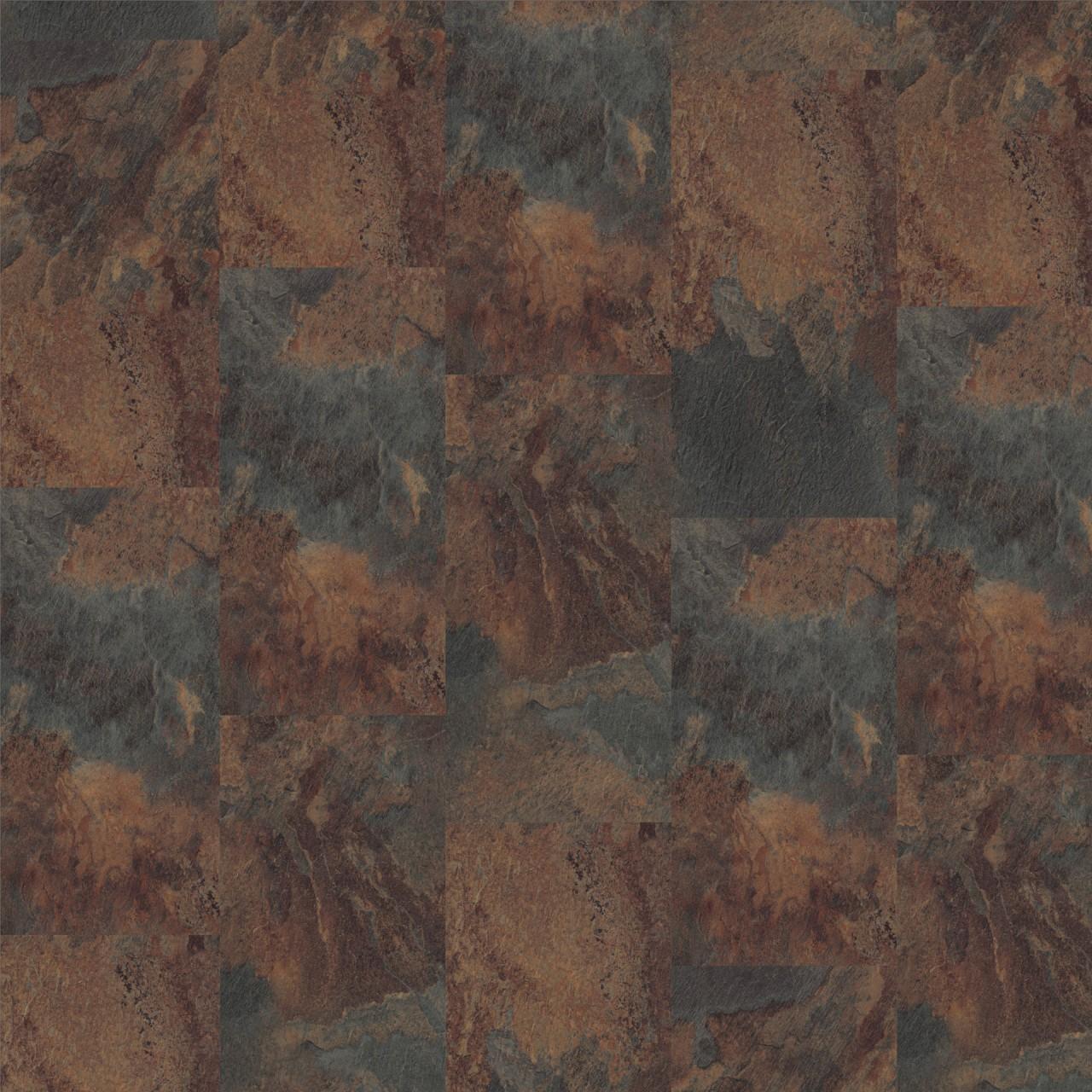 Steindekor free vinclic stone torino t click vinylboden for Folie steindekor