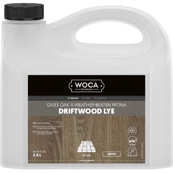WOCA Treibholzlauge Weiß, Inhalt: 2,5 Liter