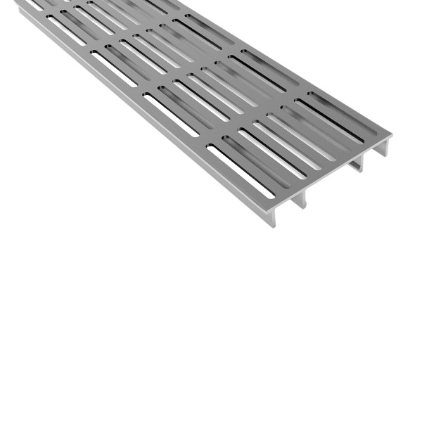 Fano Qwickbuild Ventilationsprofil silber