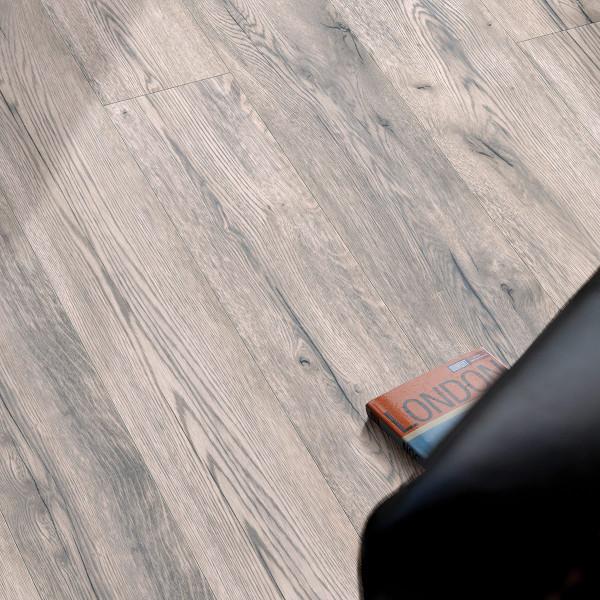 Floor Experts Spirit Laminat Landhausdiele Eiche Rustikal Sand K391