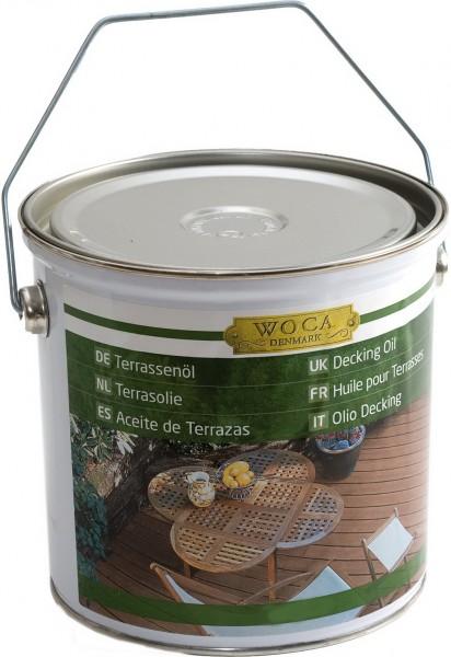 Woodcare Terrassenöl Exterior Lärche - gelbbraun