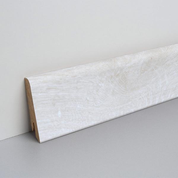 Floor Experts Laminat Sockelleiste foliert Eiche Antarktika L8630 15x60x2500mm