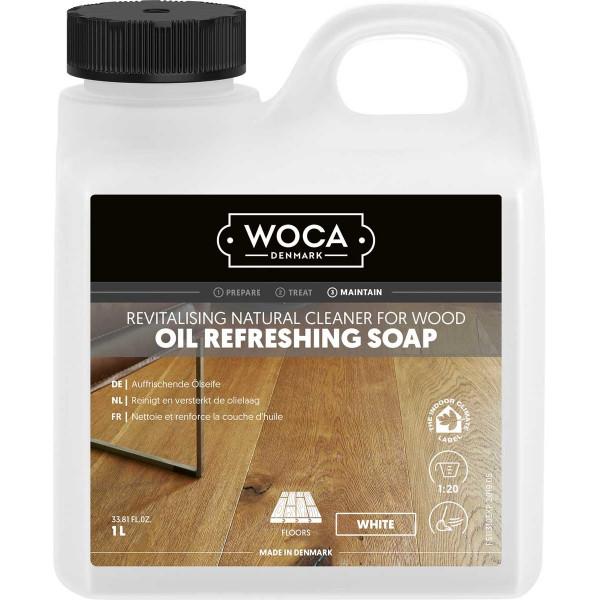 WOCA Öl-Refresher Weiß, Inhalt: 1 Liter