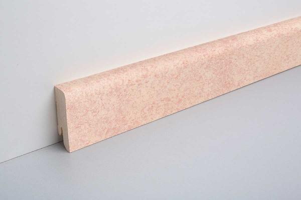 Sockelleiste für mineralischen Designboden