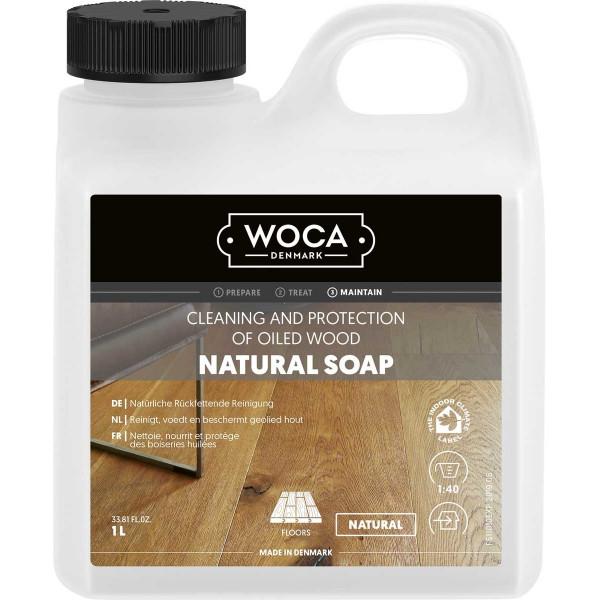 WOCA Bodenseife Natur, Inhalt: 1 Liter