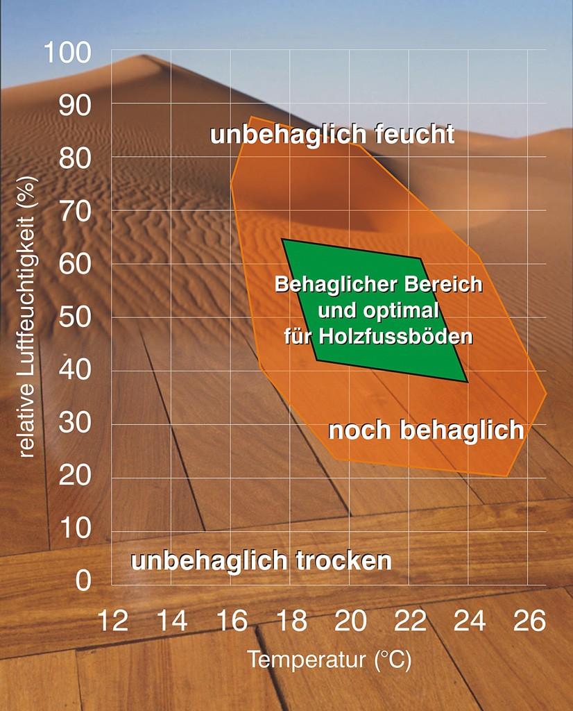 Das Richtige Raumklima: So Fühlen Sich Parkett Und Laminat Auch Im Winter  Rundum Wohl